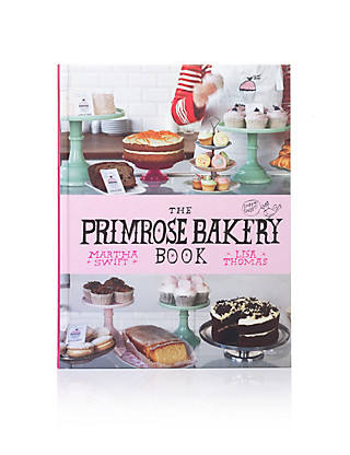 The Primrose Bakery Cookbook Home