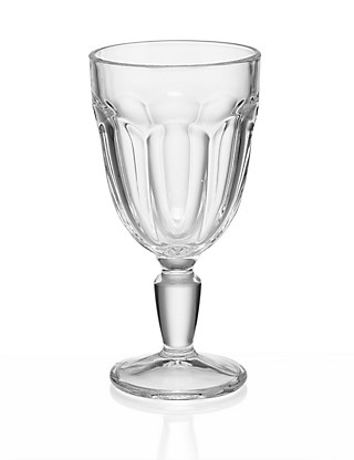 American Soda Wine Glass Home