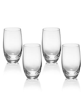 4 Barrel Hi Ball Glasses
