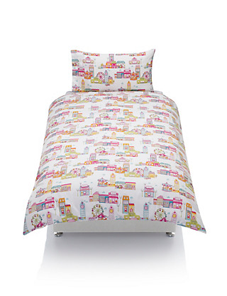 Little Town Bedset Home