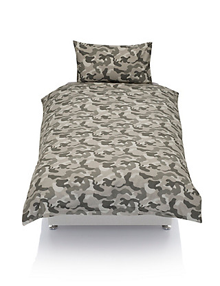 Camouflage Bedding Set Home