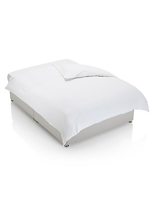 Non-Iron Pure Egyptian Cotton Duvet Cover Home