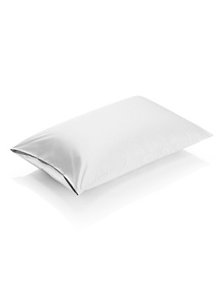 Pure Egyptian Cotton 400 Thread Count Plain Dye Pillowcase Home