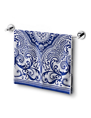 Tile Print Towels Home
