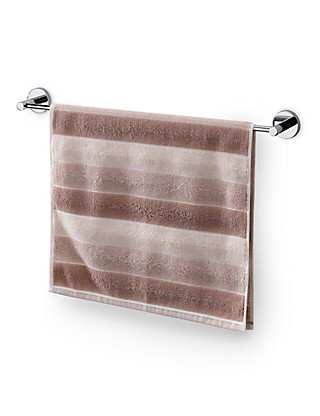 Sculpted Striped Towels Home