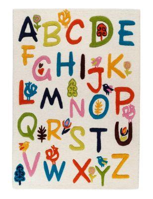 . Alphabet Rug   M S