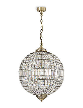Gem Ball XL Ceiling Pendant