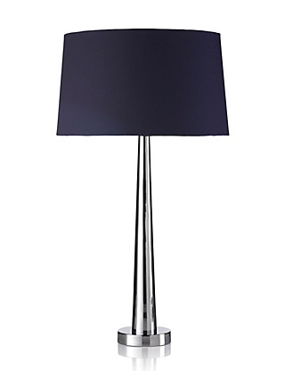 Contemporary Tapered Table Lamp Home
