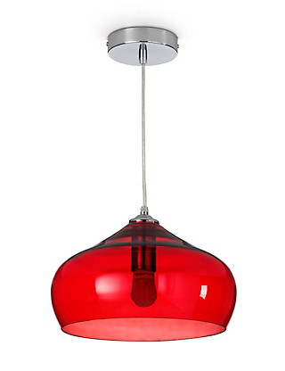 Globe Glass Pendant Home