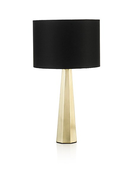 Marseille Brass Table Lamp