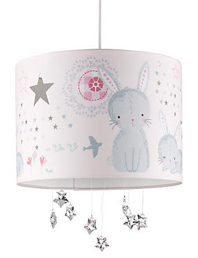 Baby Rabbit Ceiling Lamp Shade
