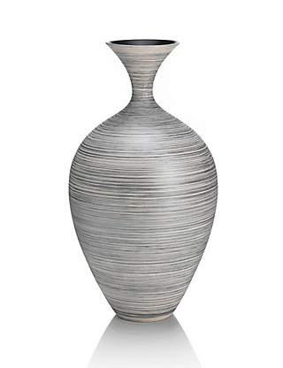 Oversized Textured Vase Home