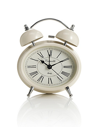 Twin Bell Alarm Clock Home