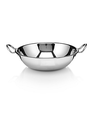 Stainless Steel Serving Dish Home
