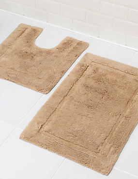 Bath Mats | Bathroom, Shower & Pedestal Mats | M&S