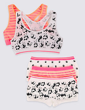Seamfree Crop Top and Shorts Set