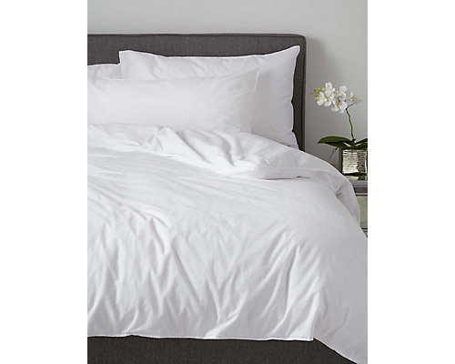 Washed Cotton Bedding Set