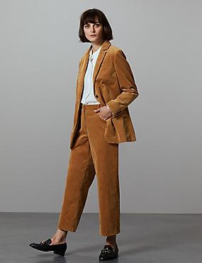 Cotton Rich Blazer & Trousers Suit Set  , , catlanding