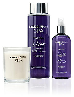 £7 off Ragdale Hall Sleep Set