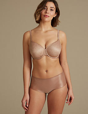 Jacquard Lace Set with Full Cup DD-GG , , catlanding