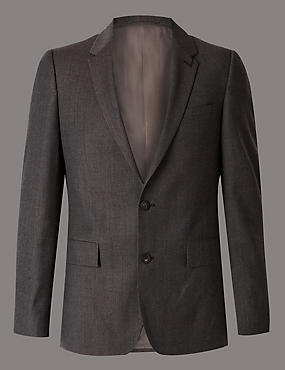 Mole Slim Fit Suit with Buttonsafe™