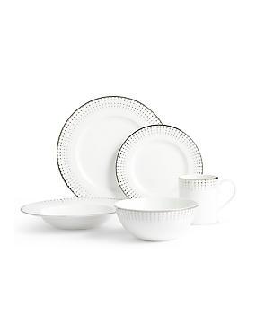 Platinum Decorated Dining Range, , catlanding