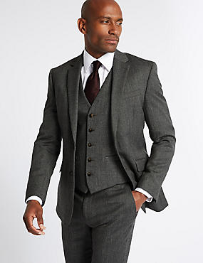 3 Piece Suits Slim Fit 3 Piece Suits | M&S
