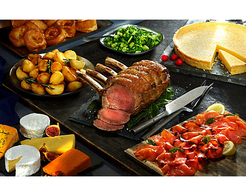 4 Course Roast Beef Celebratory Dinner for 10 (£14 Per Person)