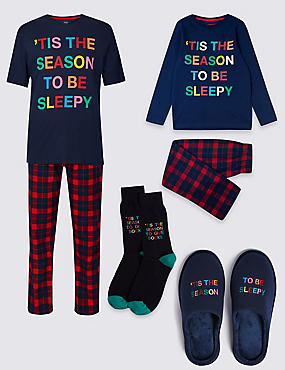 Tis The Season Matching Christmas Items, , catlanding