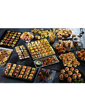 Canapé Party for 25 (£7.88 Per Person)