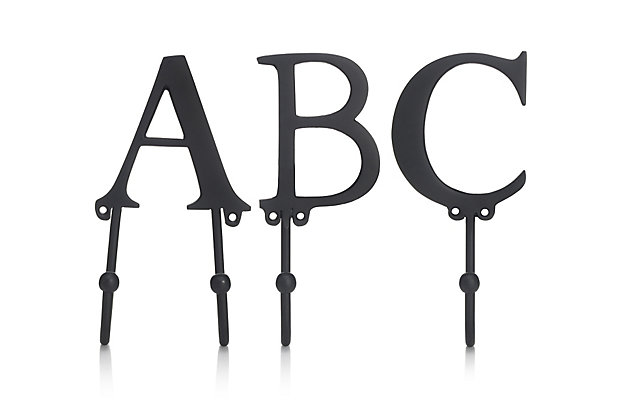 A-Z Inidual Door Hooks ...