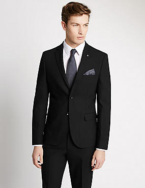 3 Piece Suits Modern Slim Fit 3 Piece Suits | M&S
