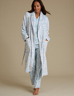 Pyjama Set with Dressing Gown