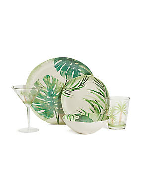 Leaf Print Picnic Collection, , catlanding