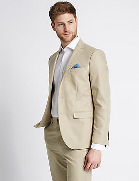 Men's Summer Suits | Navy & Charcoal Suits | M&S
