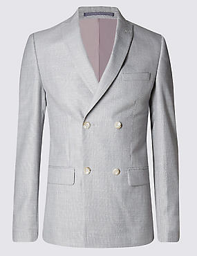 Grey Super Slim Fit Suit