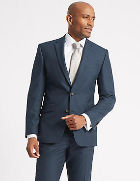 Indigo Slim Fit Suit