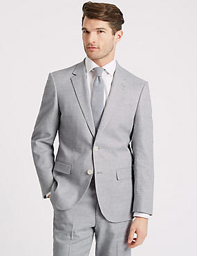 Linen Miracle Regular Fit Suit, , catlanding