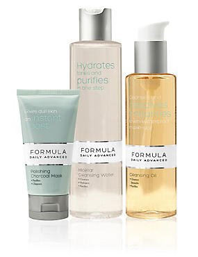 £5 off Formula Cleansing Set