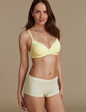 Set with Padded Underwired Full Cup A-E