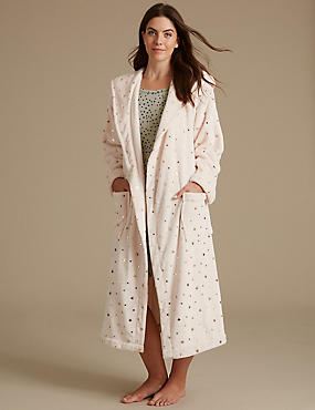 Nightdress Set with Dressing Gown