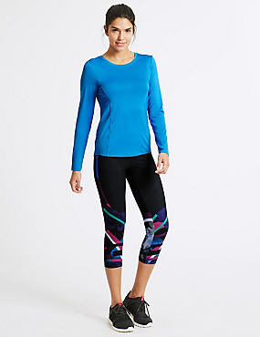 Long Sleeve Top & Leggings Outfit , , catlanding