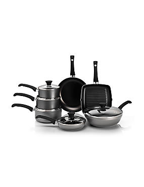 Everyday Non-Stick Aluminium Pan Set