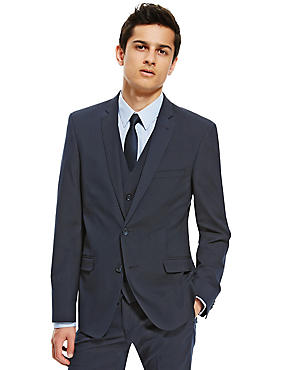 Big & Tall Superslim 3 Piece Suit