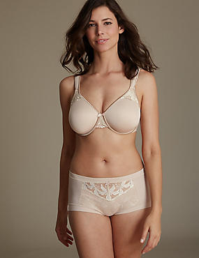 Hibiscus Set with Spacer Padded Full Cup C-G