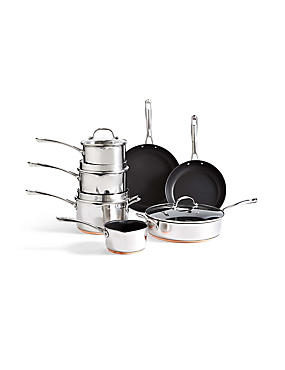 Copper Base Cooking Range