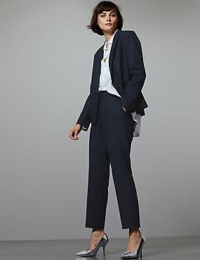 Blazer & Trousers Suit Set , , catlanding