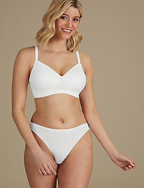 Padded Set with Full Cup T-Shirt AA-E , , catlanding