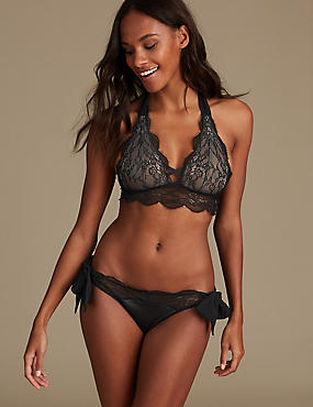 Glamour Unwrap Set with Bralet