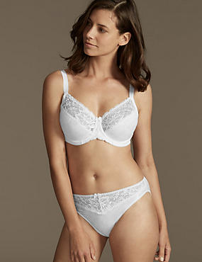 Jacquard Lace Set with Minimiser C-G